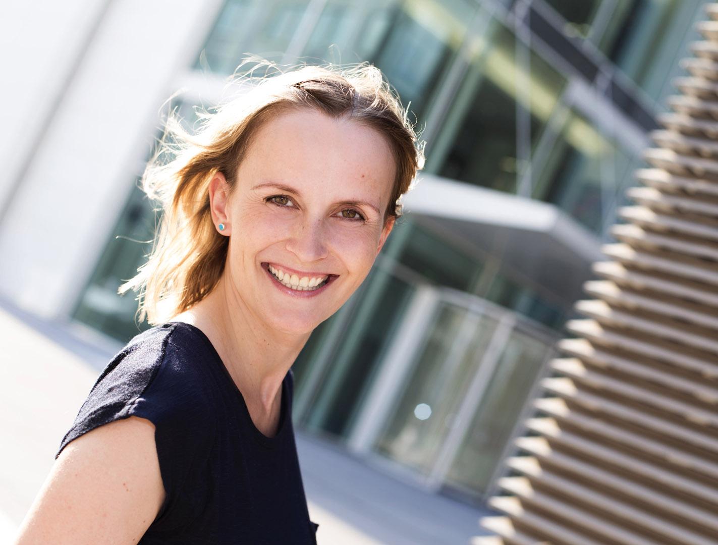 Claudia Kuhlmann Osteopathin Coach
